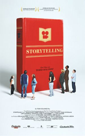 "poster for ""Storytelling&quot"