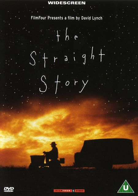 "poster for ""Straight Story, The"" by David Lynch(1999)"