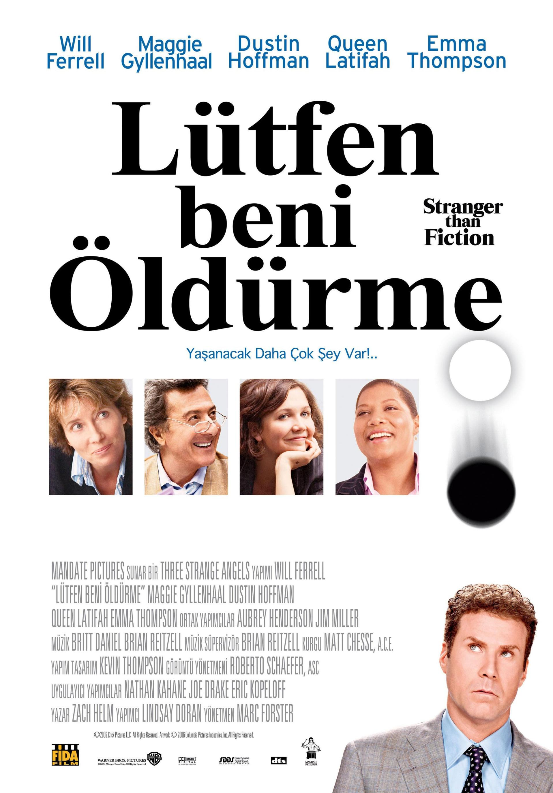 essays on the movie stranger than fiction The most important scene in your favorite movie: stranger than fiction, opening scene the scene i have chosen as my personal favorite is the opening scene of the.