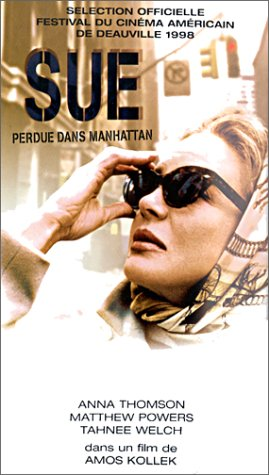 "poster for ""Sue Lost In Manhattan&quot"