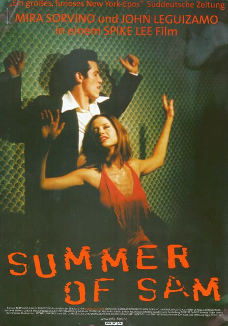 "poster for ""Summer Of Sam"""