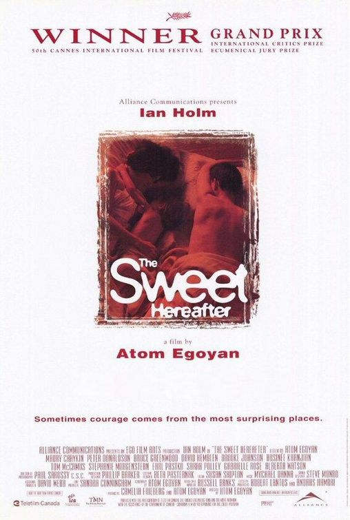 "poster for ""Sweet Hereafter, The"" by Atom Egoyan(1997)"