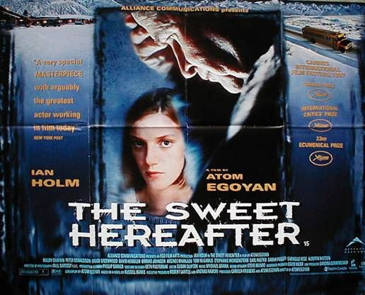 "poster for ""Sweet Hereafter, The&quot"