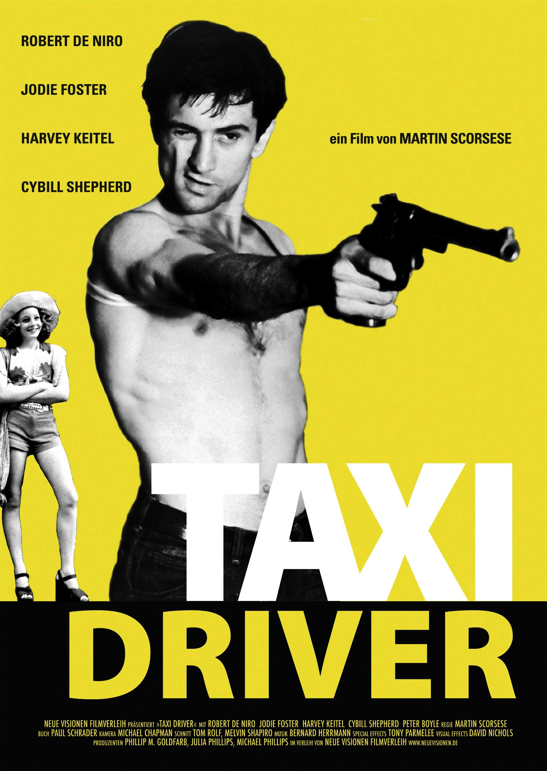 "an analysis of the music in the movie taxi driver Travis bickle, robert de niro's character in ""taxi driver,"" is often the pop culture   this is a conversation that happens early in the film when travis is on a date  with  she says he reminds her of a kris kristofferson song, and."