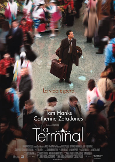 "poster for ""Terminal, The&quot"
