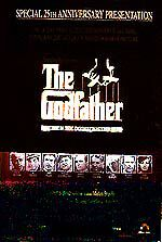"poster for ""Godfather: Part I, The&quot"