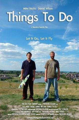 "poster for ""Things To Do&quot"
