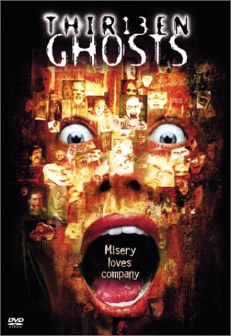 "poster for ""Thir13en Ghosts&quot"