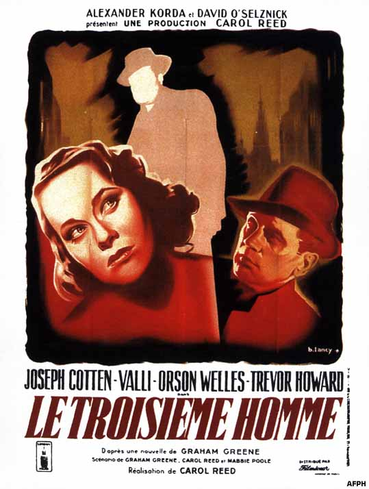 "poster for ""Third Man, The&quot"