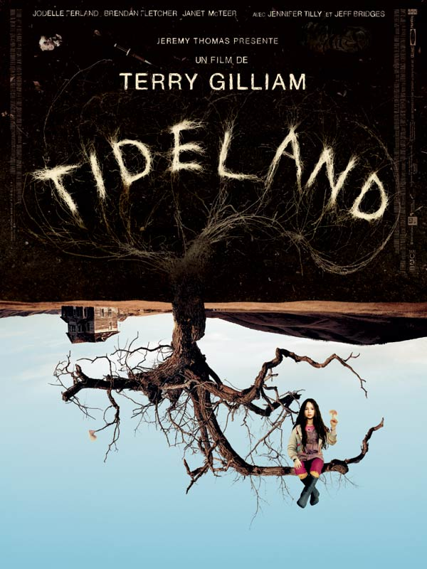 "poster for ""Tideland&quot"