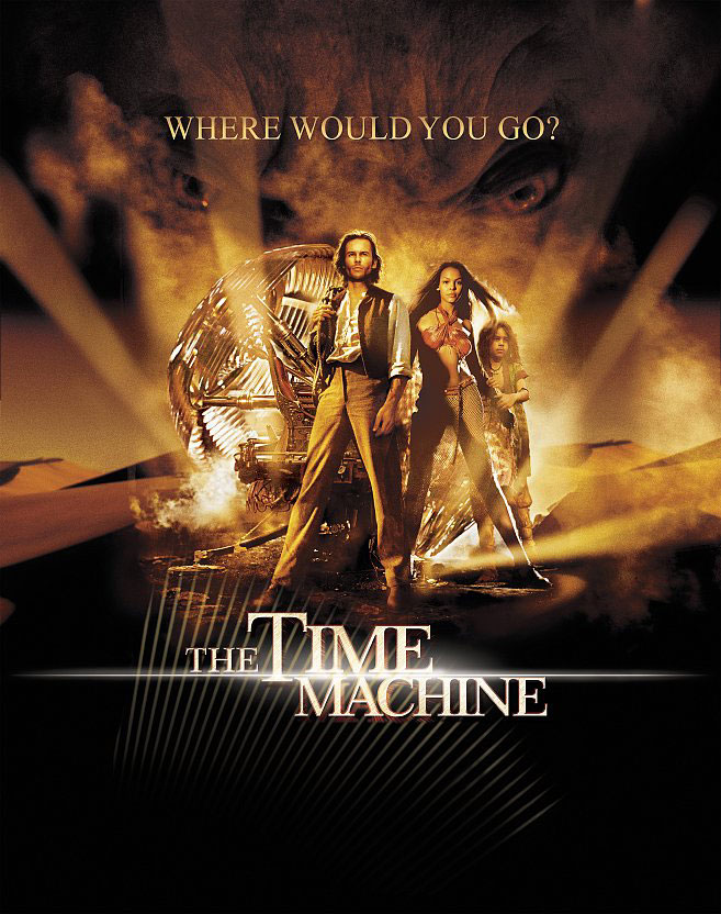 "poster for ""Time Machine, The&quot"