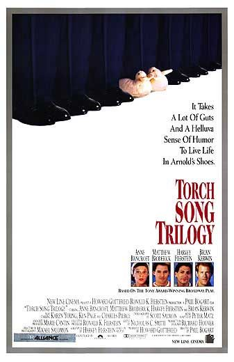 "poster for ""Torch Song Trilogy&quot"