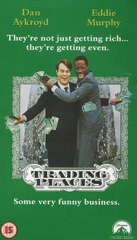"poster for ""Trading Places&quot"
