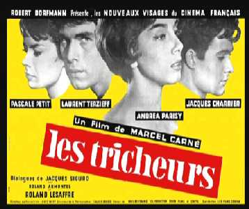 "poster for ""Tricheurs, Les"""