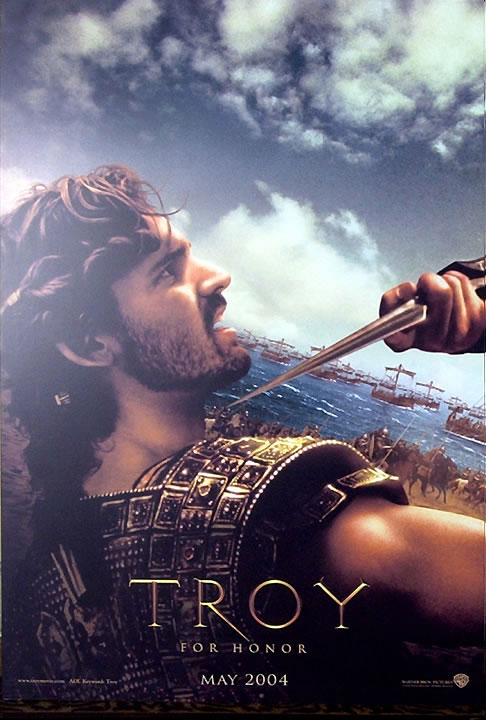 "poster for ""Troy"""