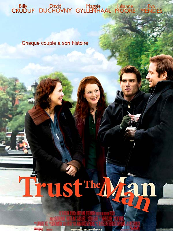 "poster for ""Trust the Man&quot"