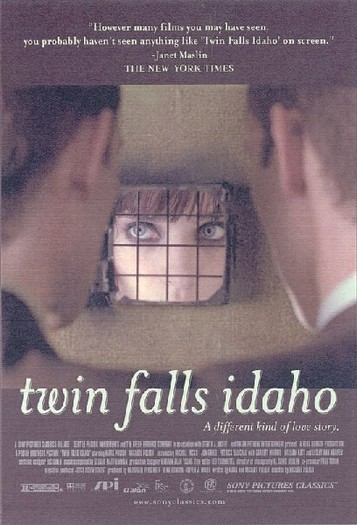 "poster for ""Twin Falls Idaho&quot"