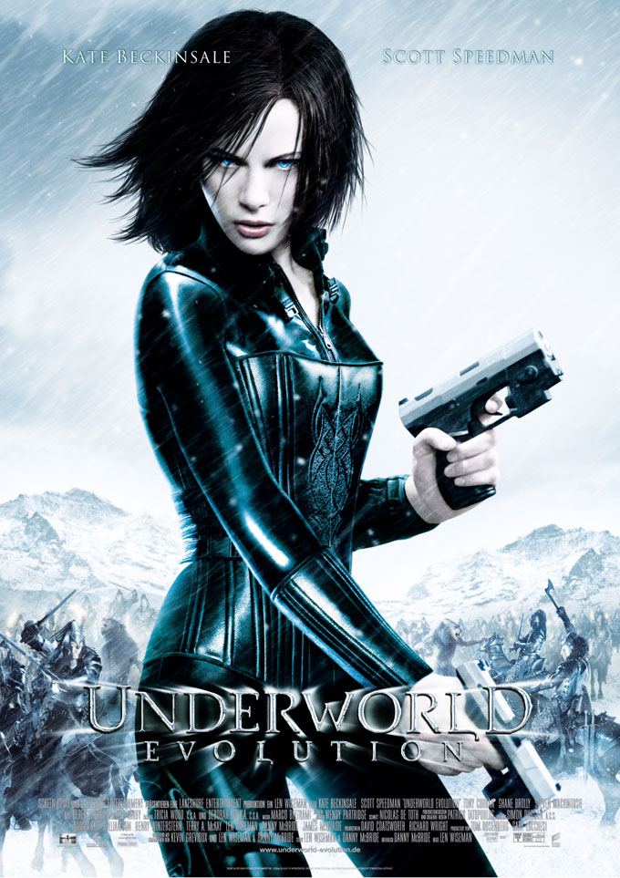 "poster for ""Underworld Evolution"""