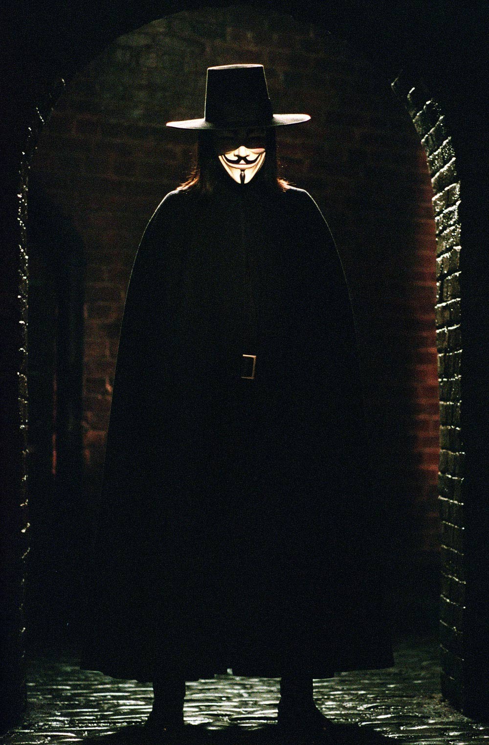 Movie Posters 20...V For Vendetta (2005) Film