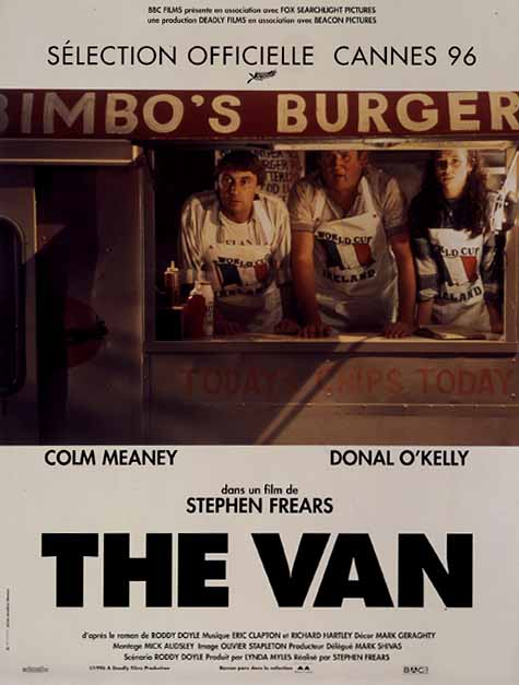 "poster for ""Van, The"" by Stephen Frears(1996)"