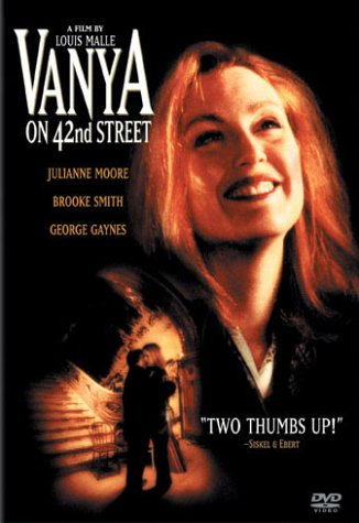"poster for ""Vanya, 42nd Street&quot"
