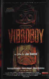 "poster for ""Vibroboy"" by Jan Kounen(1994)"