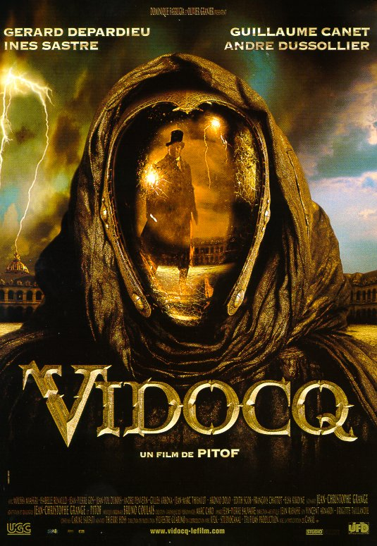 "poster for ""Vidocq"" by Pitof(2001)"