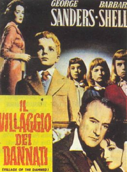 "poster for ""Village of the Damned&quot"