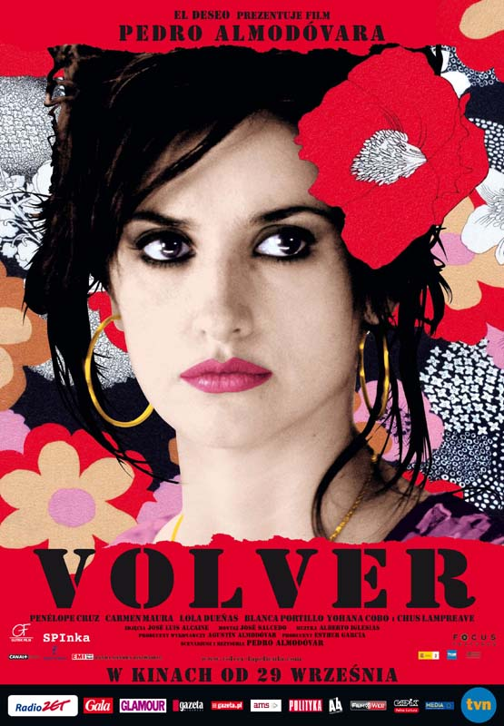 "poster for ""Volver&quot"
