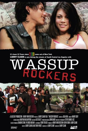 "poster for ""Wassup Rockers&quot"