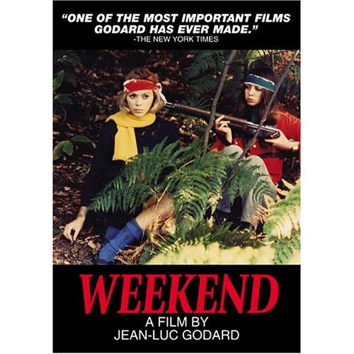 "poster for ""Week End&quot"