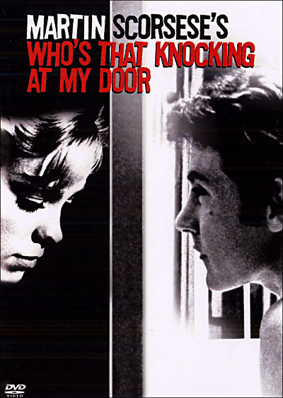 "poster for ""Who's That Knocking At My Door"" by Martin Scorsese(1967)"