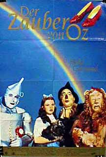 "poster for ""Wizard Of Oz, The&quot"