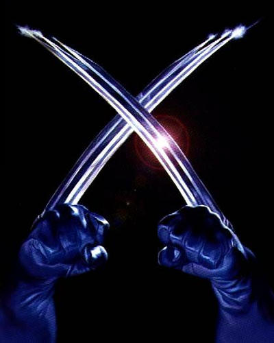 "poster for ""X Men&quot"