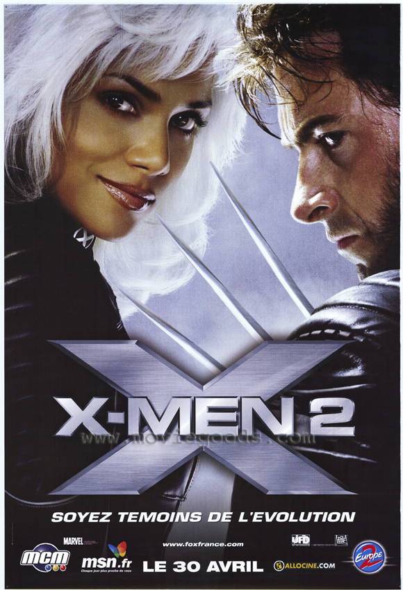 Movie Posters.2038.net | Posters for movieid-449: X-Men 2 ...
