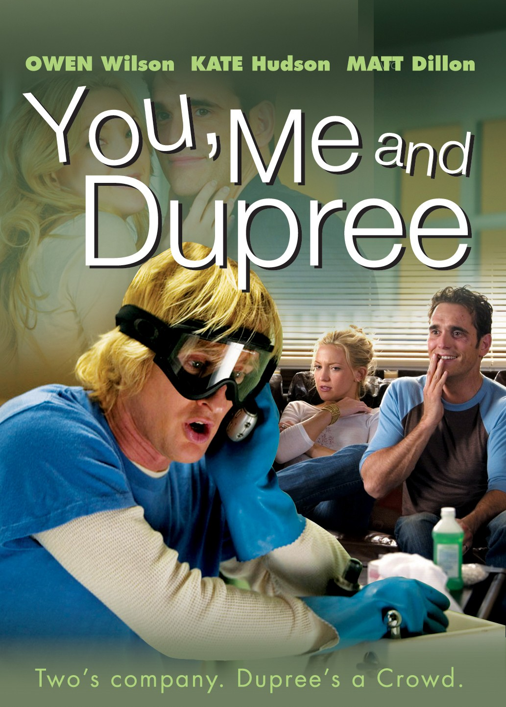 "poster for ""You, Me and Dupree&quot"