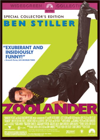 "poster for ""Zoolander&quot"