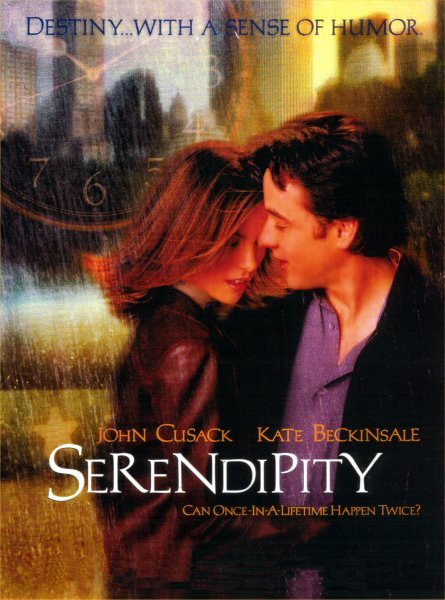 "poster for ""Serendipity"""